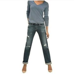 Adriano Goldchmied Tomboy Relaxed Straight Jeans
